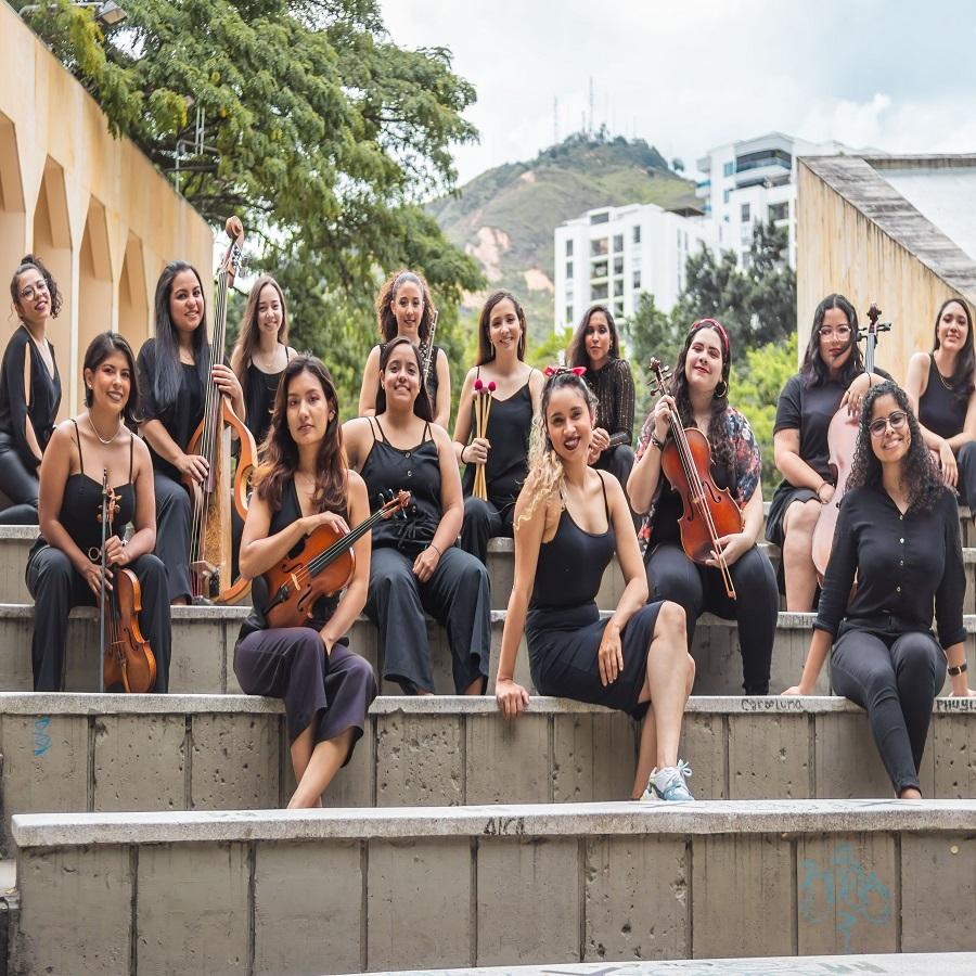 WJP WOMEN JAZZ PROJECT FESTIVAL AJAZZGO 2021 (COLOMBIA)